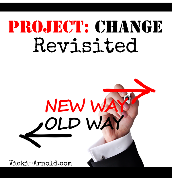 Project Change Revisited