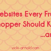 Frugal shopping websites you should know about!
