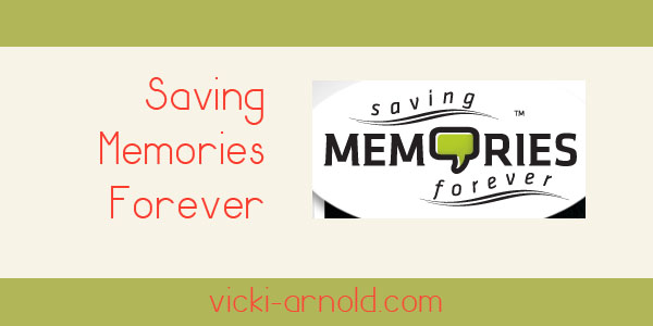 Saving Memories Forever {a review}
