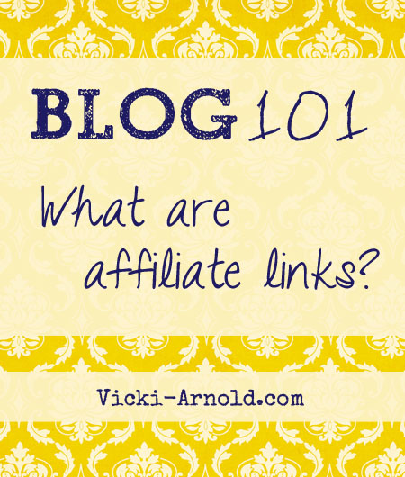 Blog 101: What are affiliate links? Why do bloggers use them? Here are your answers.