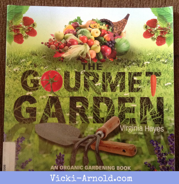 The Gourmet Garden - a new (to me) gardening book