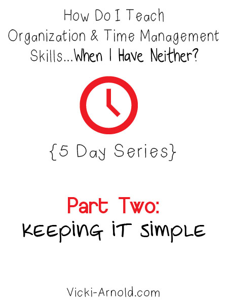 5 Steps to Change Just About Anything - Keeping it Simple