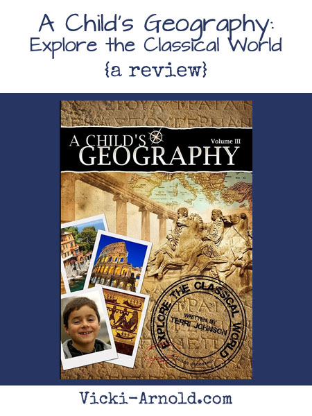 A Child's Geography: Explore the Classical World {a review}
