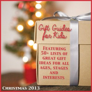 Gift Guides for Kids link up