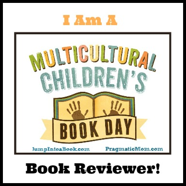 I am a Multicultural Children's Book Day Book Reviewer at Vicki-Arnold.com