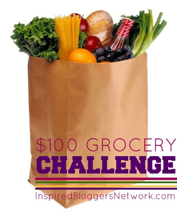 $100 Grocery Challenge