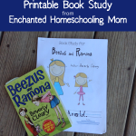 Beezus and Ramona Printable Book Study from Enchanted Homeschooling Mom (a Review) from Vicki-Arnold.com