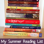My Summer Reading List Plus Resources