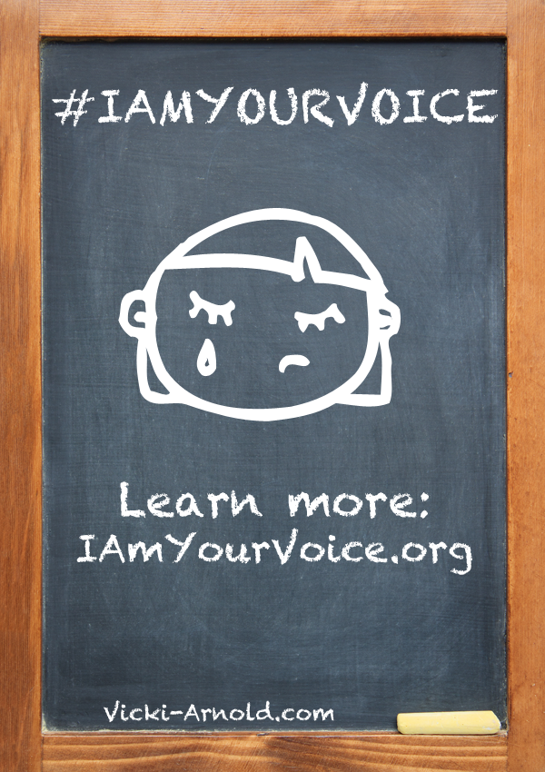 #IAMYOURVOICE - Learn how you can make a difference for people persecuted by ISIS.