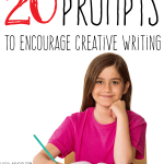 20 Prompts to Encourage Creative Writing for Kids - vicki-arnold.com