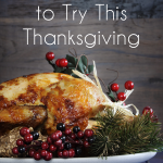 New Sides to Try this Thanksgiving