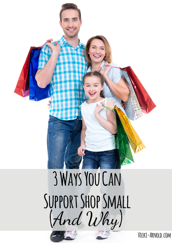 3 Ways You Can Support Shop Small (and Why)