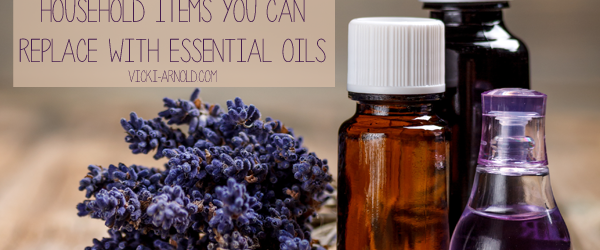 Household Items You Can Replace With Essential Oils | Vicki-Arnold.com