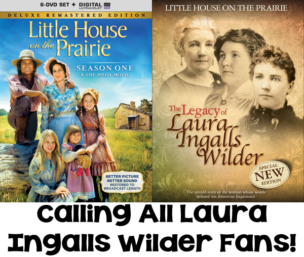Little House on the Prairie is Back! | Vicki-Arnold.com