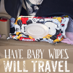 Baby Wipes Are Not Just for Babies!