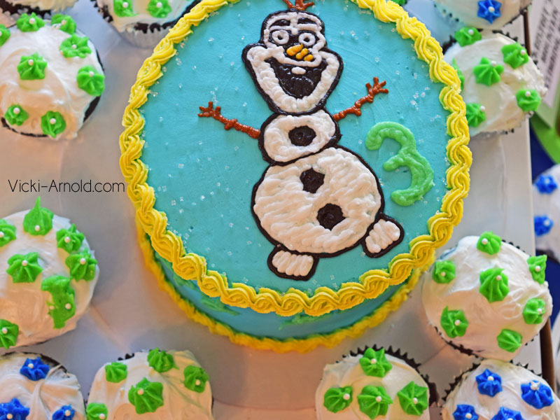 Food Ideas for a Frozen Theme Party
