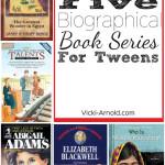 Biographical Series for Tween Girls