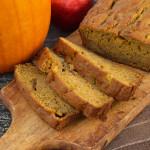 Cinnamon Apple Pumpkin Bread Recipe