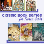 Classic Book Series for Tween Girls - A big list of ideas for girls 9-12.