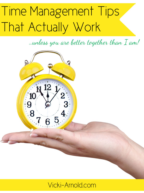 Time Management Tips That Actually Work