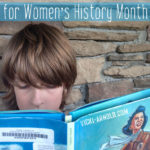 Picture Books for Women's History Month - A big book list from Vicki-Arnold.com
