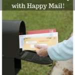 Make someone's day with happy mail! Send a letter today!